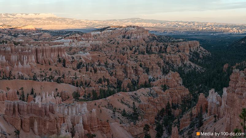 Bryce Canyon, GigaPixel Image